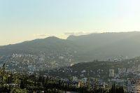 Вид на город Ялту